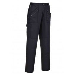 Pantalon travail multipoches dame S687 Portwest