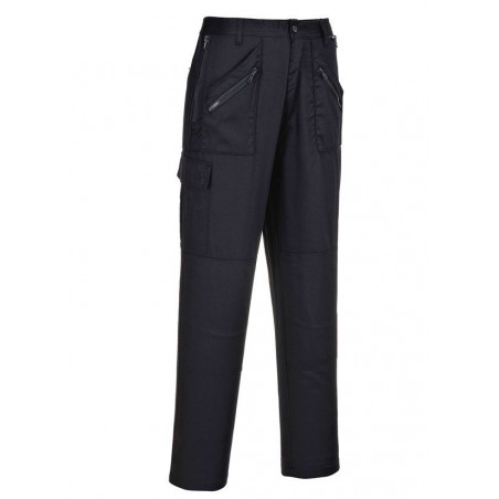 Pantalon travail multipoches dame S687 Portwest