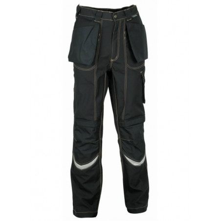 Pantalon travail multipoches Cofra