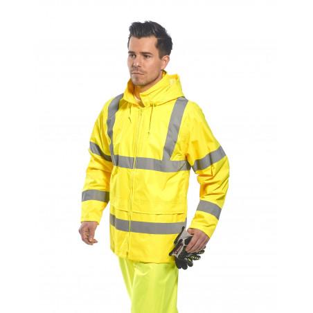 Veste pluie haute-visibilité Portwest H441