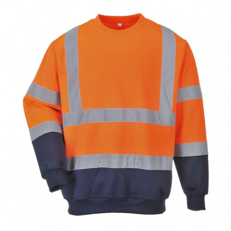 Sweatshirt hi-vis B306 Portwest