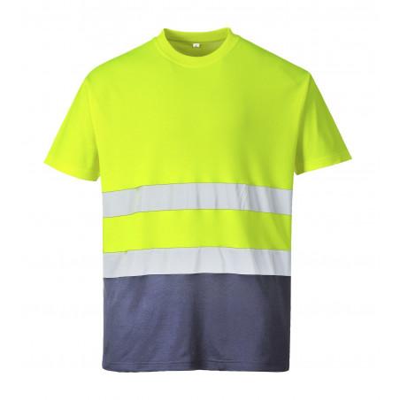T-shirt hi-vis Confort Coton S173 Portwest