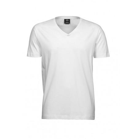 T-Shirt homme col V Tee Jays 8006