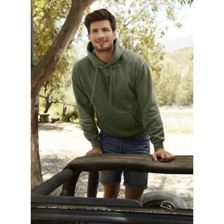 Sweatshirt capuche Fruit of the Loom