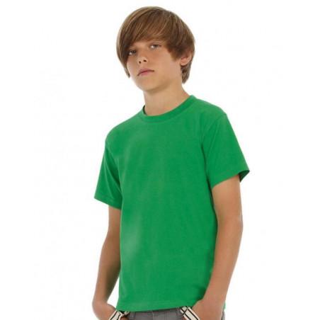 T-shirt enfants B&C Exact 190
