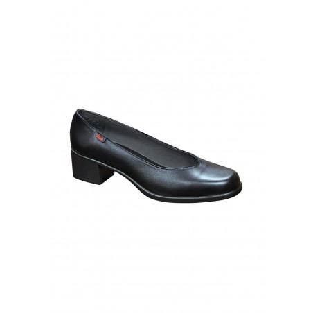 Chaussures cuir dame Horeca Dian