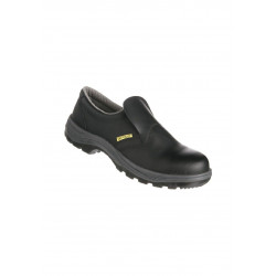 Chaussures noires cuisine Safety Jogger