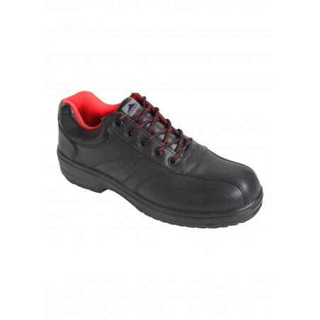 Chaussure sécurité dame cuir Portwest