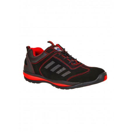 Chaussures sécurité cuir Trainer Lusum Portwest