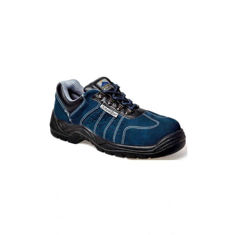 Chaussures sécurité cuir Trainer Portwest