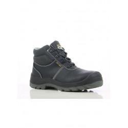 Chaussures sécurité cuir doublure hydrofuge Safety Jogger