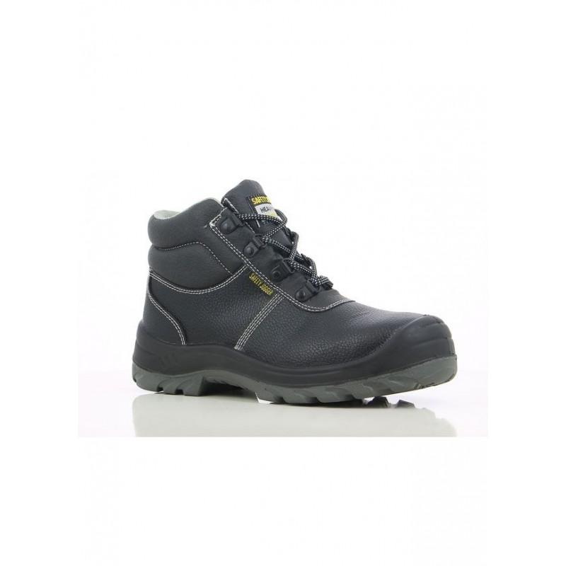 Chaussures sécurité cuir hydrofuge Safety Jogger
