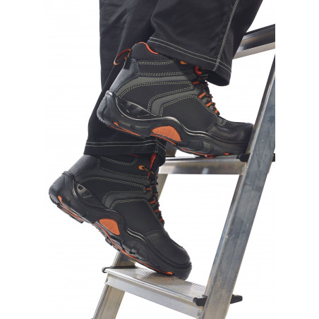 Chaussure sécurité nubuck hydrofuge Operis Portwest