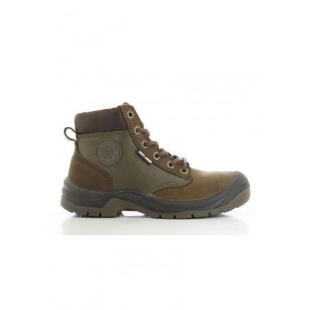 Chaussure sécurité cuir hydrofuge Safety Jogger