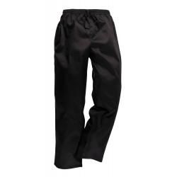 Unisex zwarte broek C070 Portwest