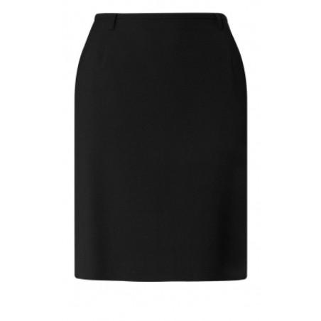 Jupe noire droite Greiff 8501