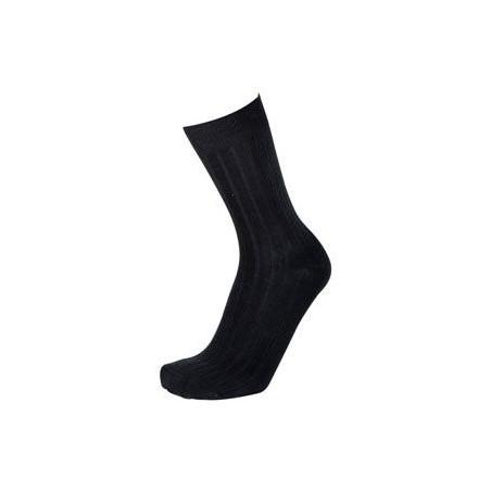 Chaussettes noires travail Horeca Coton Soft Estex