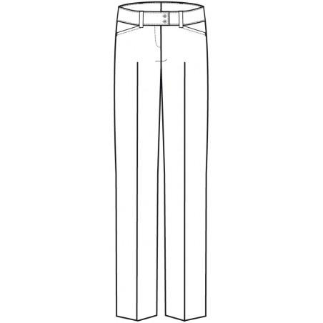 Pantalon dame Greiff Premium 1352 Regular Fit