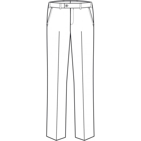 Pantalon homme Greiff Modern 1326 Regular Fit