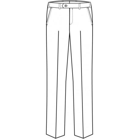 Pantalon homme Greiff Basic 1317 Slim Fit