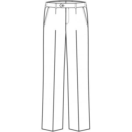Pantalon homme Greiff Basic 1324 Comfort Fit