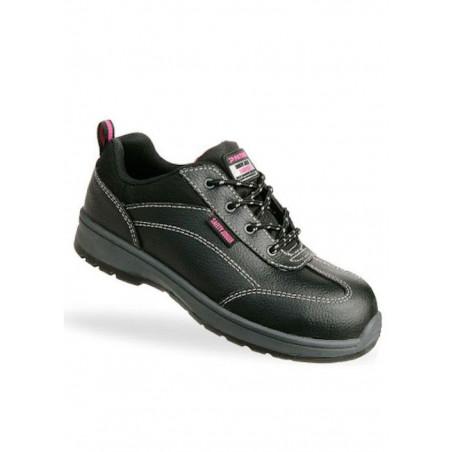 Chaussures sécurité dame cuir Safety Jogger