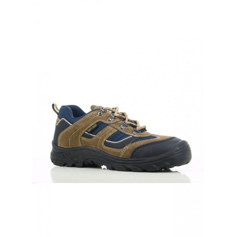 Chaussuressécurité cuir Safety Jogger