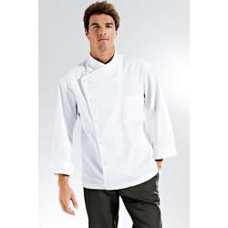 Veste cuisine homme manches longues boutons-pression Bragard