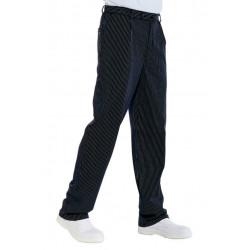 Pantalon cuisine homme Isacco