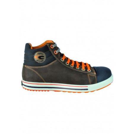 Chaussure sécurité nubuck hydrofuge Cofra