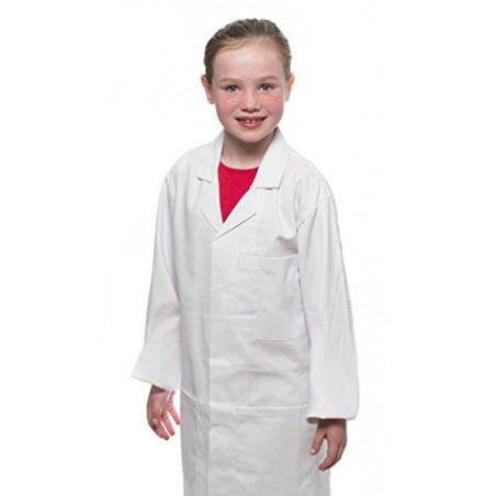 Tablier laboratoire enfant