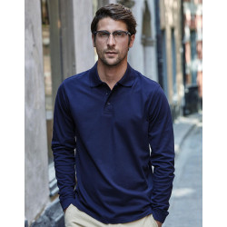 Polo stretch homme