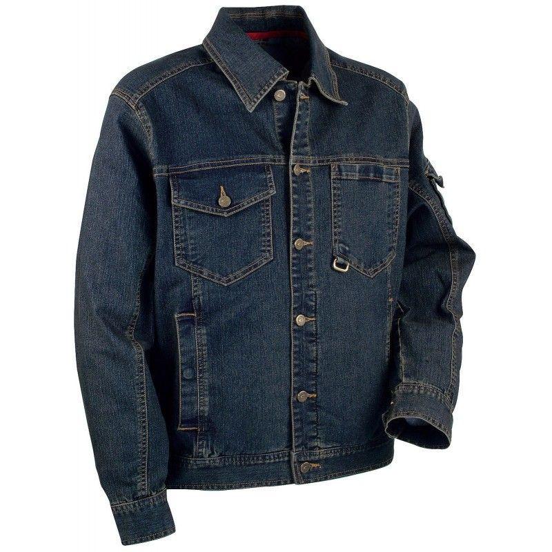 Veste en jeans Cofra