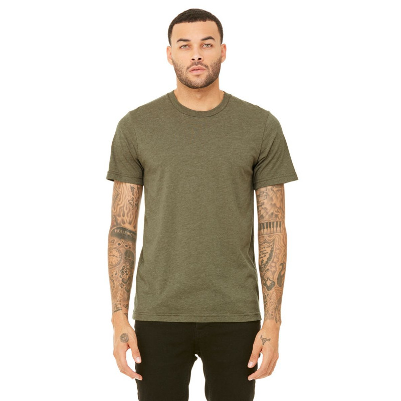 T-shirt col rond mixte