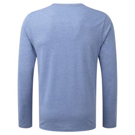 Heren T-shirt lange mouw