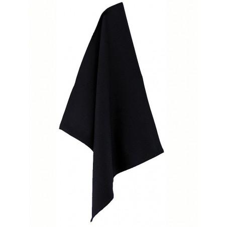 Zwarte servet