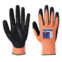 Oranje Snijklasse 3 handschoen A643