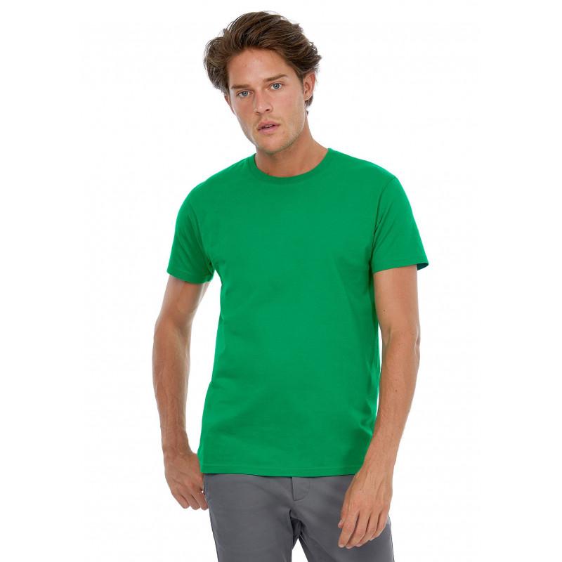 Unisex B&C 190 t-shirt korte mouw