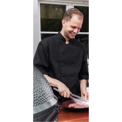 Veste cuisine homme manches courtes 5562