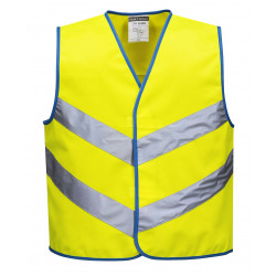 Junior fluo vest