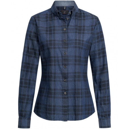 Dames blouse denim LM