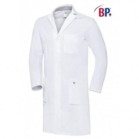 Blouse médecin hommes coton