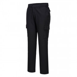 Stretch slim broek