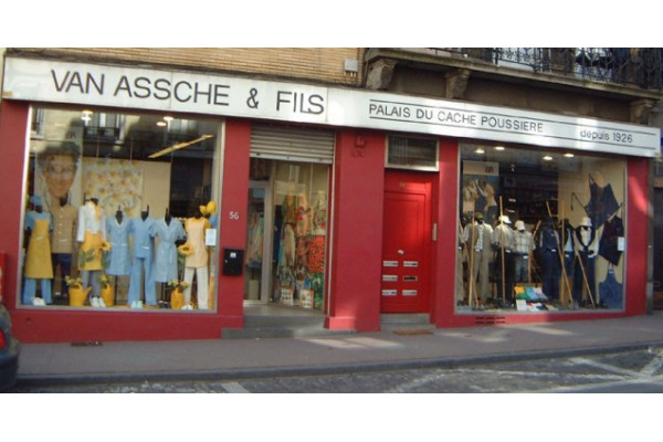 Van Assche - Palais du Cache-Poussière